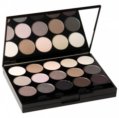 nyx butt naked makeup palette 2 350rb