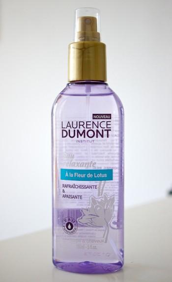 eau parfumée laurence dumont