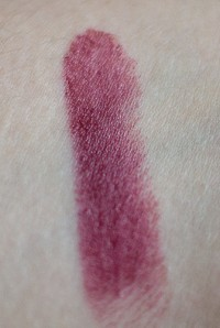 royal plum clarins swatch