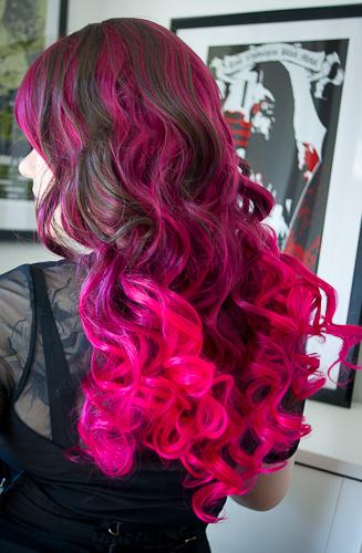 so lolita wig rose