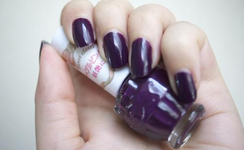 vernis a ongles sweet closet pu 101