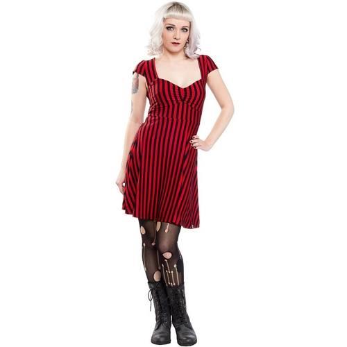 sourpuss stripes red