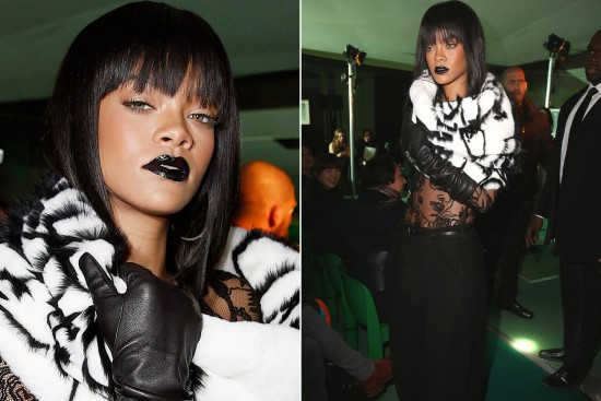 Ouais, même Rihanna !