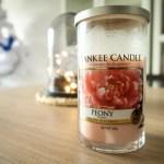 Yankee Candle Pivoine