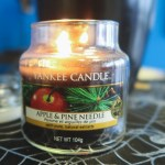 Apple and Pine Needle de Yankee Candle