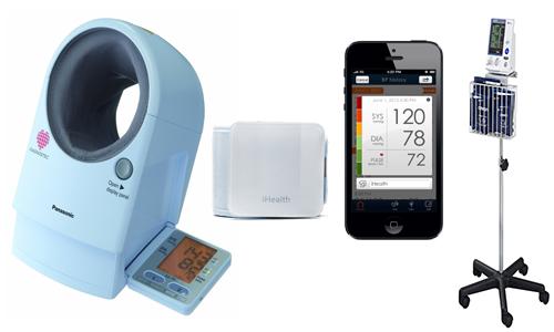 Types Of Sphygmomanometers For Measuring Blood Pressure