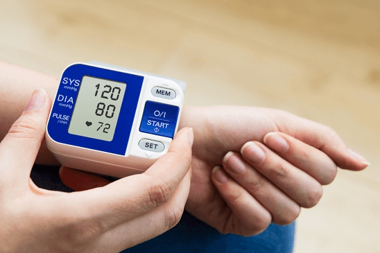 How To Check Blood Pressure ?