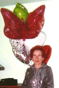 Barbara Custer, writer of horror fiction, learned true horror through Parkinson's Scorched Earth Warfare.