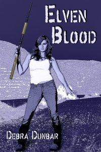 Elven Blood is Debra Dunbar's answer to fantasy fiction.