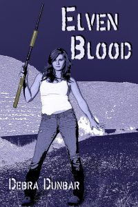 Elven Blood is Debra Dunbar's answer to fantasy fiction.