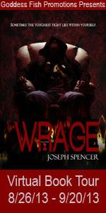 supernatural thriller by Joseph Spencer