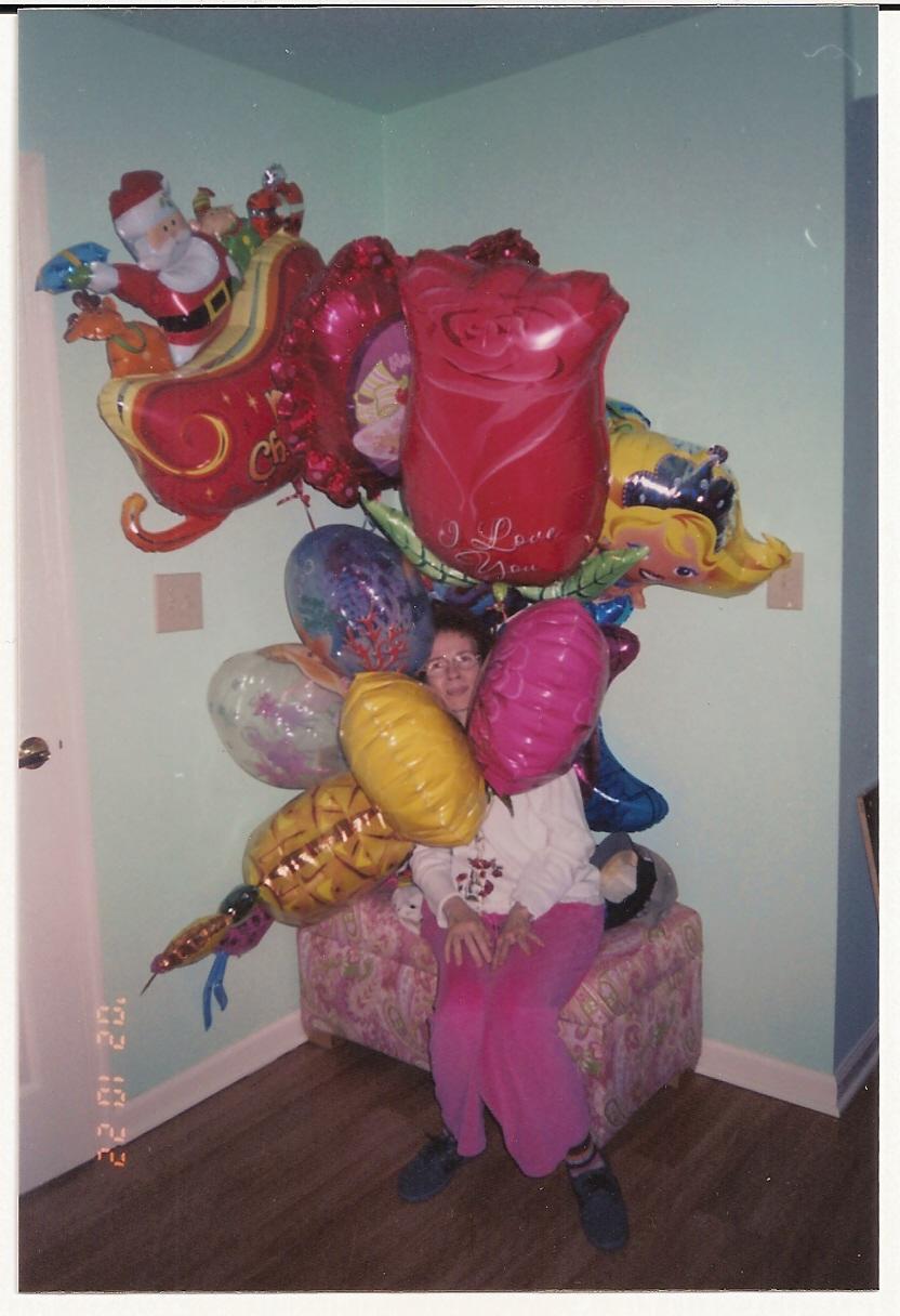 Barbara Custer (aka Barbara of the Balloons)