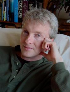 Christopher Gray wrote science fiction Dark Nights.