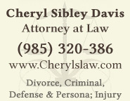 Cheryl Sibley Davis Attorney at Law