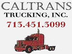 Caltrans Trucking