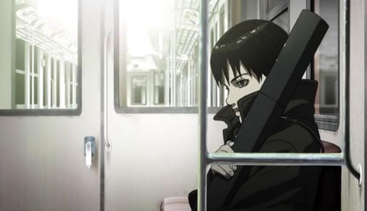 Photogramme issu du film (anime) de Hiroyuki Kitakubo, 2000.