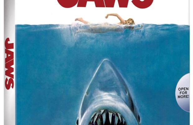 Jaws Blu-ray Steven Spielberg