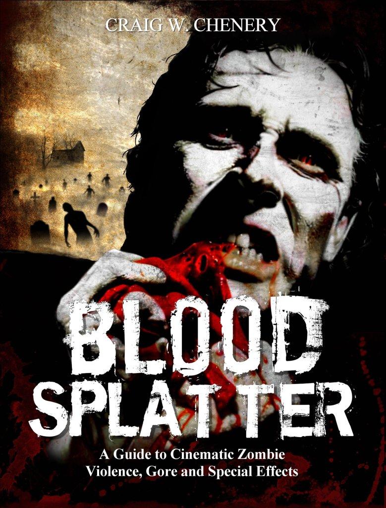 Blood Splatter Cover
