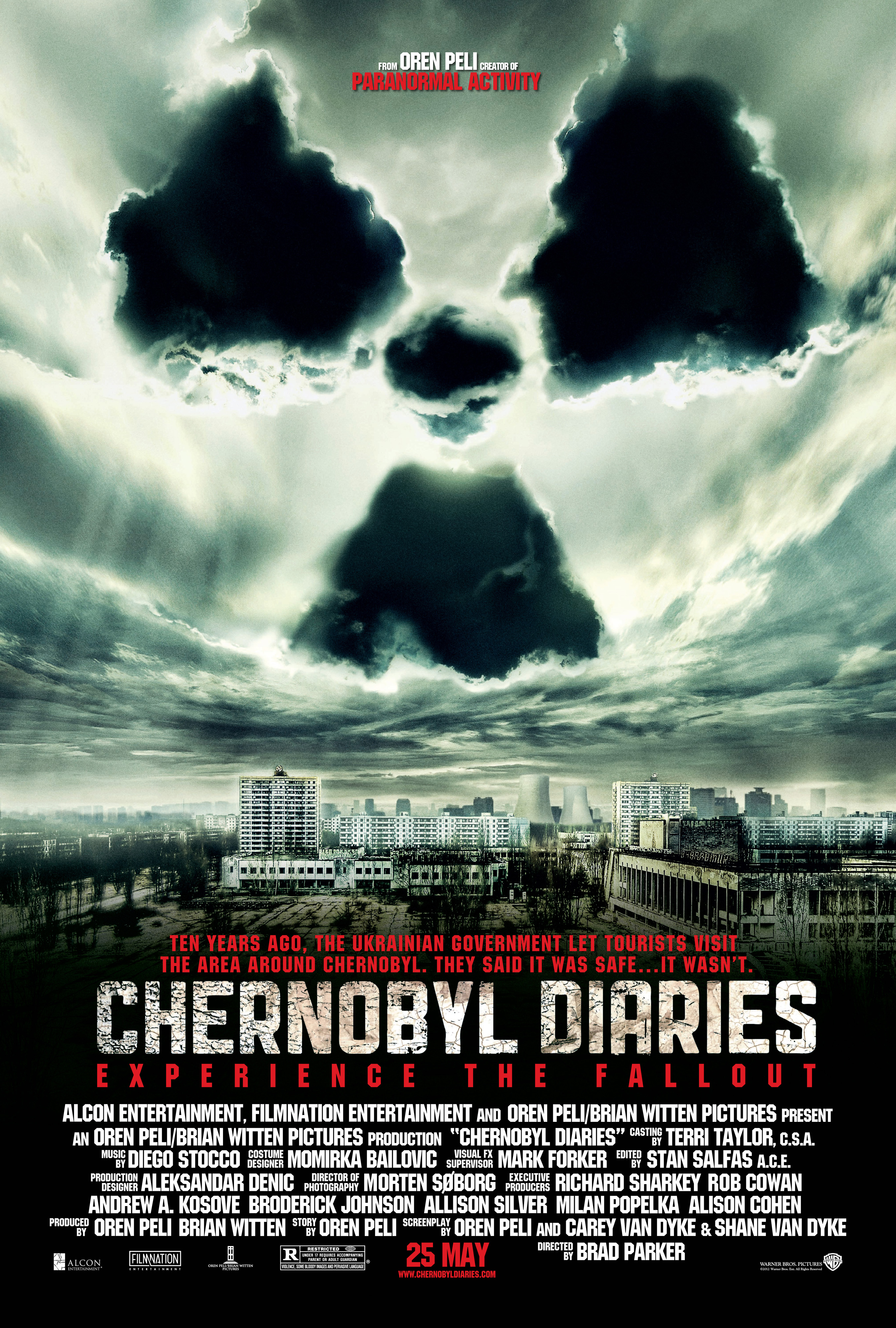Closer to Death] 'Chernobyl Diaries' and The Death Zone
