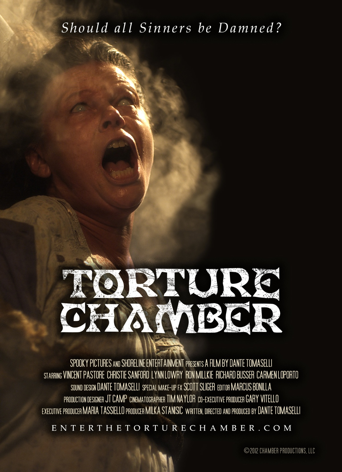 Add Two New Posters To The 'Torture Chamber' - Bloody ...