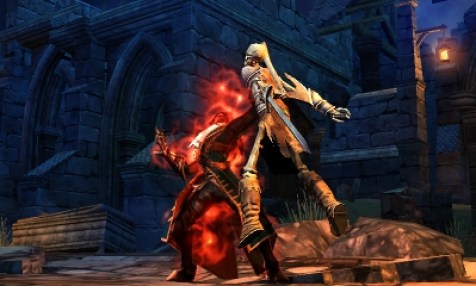 Castlevania Lords Of Shadow Mirror Of Fate (1)
