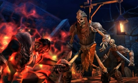 Castlevania Lords Of Shadow Mirror Of Fate (2)