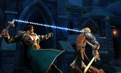 Castlevania Lords Of Shadow Mirror Of Fate (3)