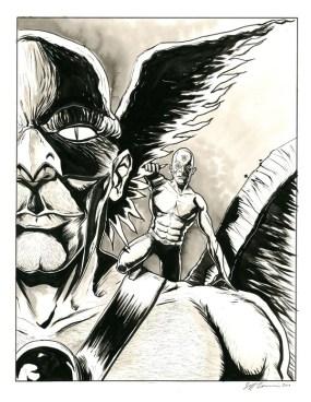Lemire-Hawkman-atom