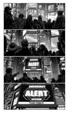 Akira Warning