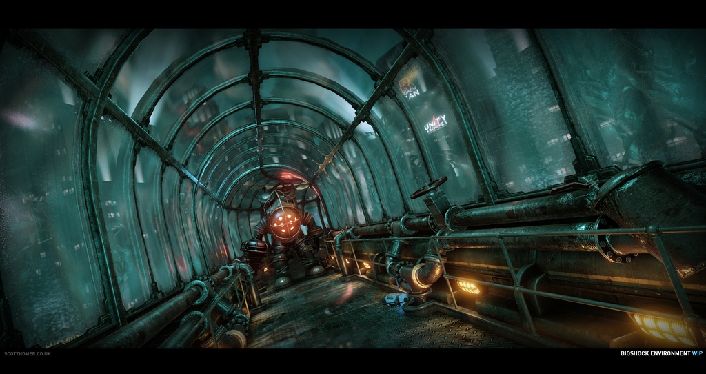 BioShock' Recreated On The CryEngine 3 Looks Stunning - Bloody