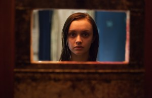 Olivia Cooke in THE QUIET ONES - Photo by Chris Harris Tiger Shark Productions Ltd  2012