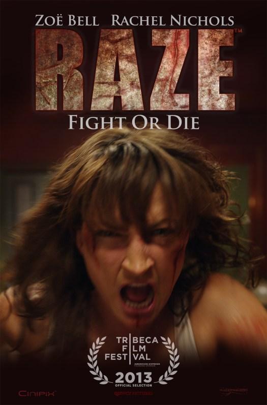 Raze-poster