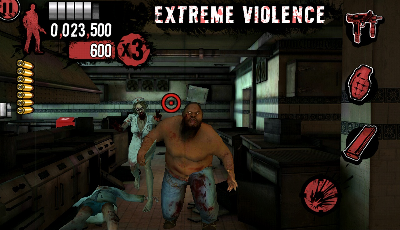 Whip Out Your Iphones House Of The Dead Overkill The Lost