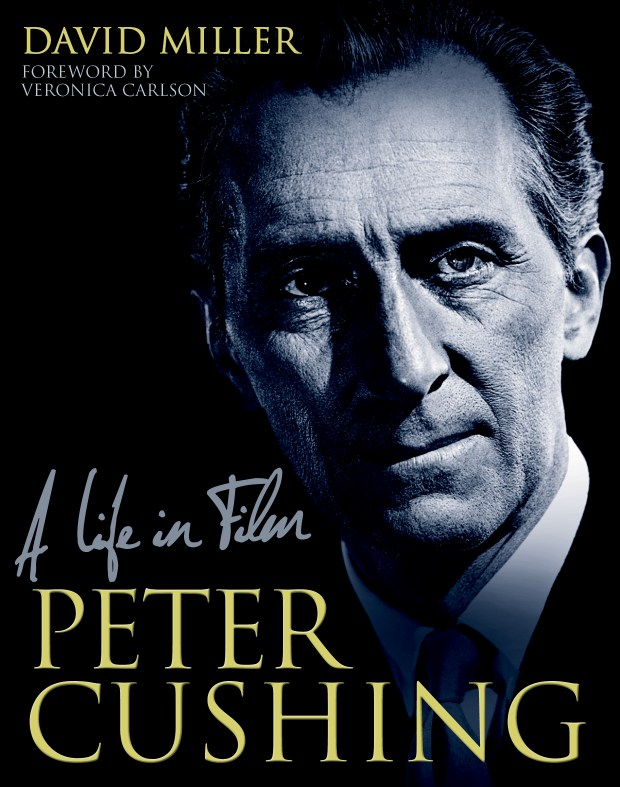 Peter Cushing Life in Film Jacket