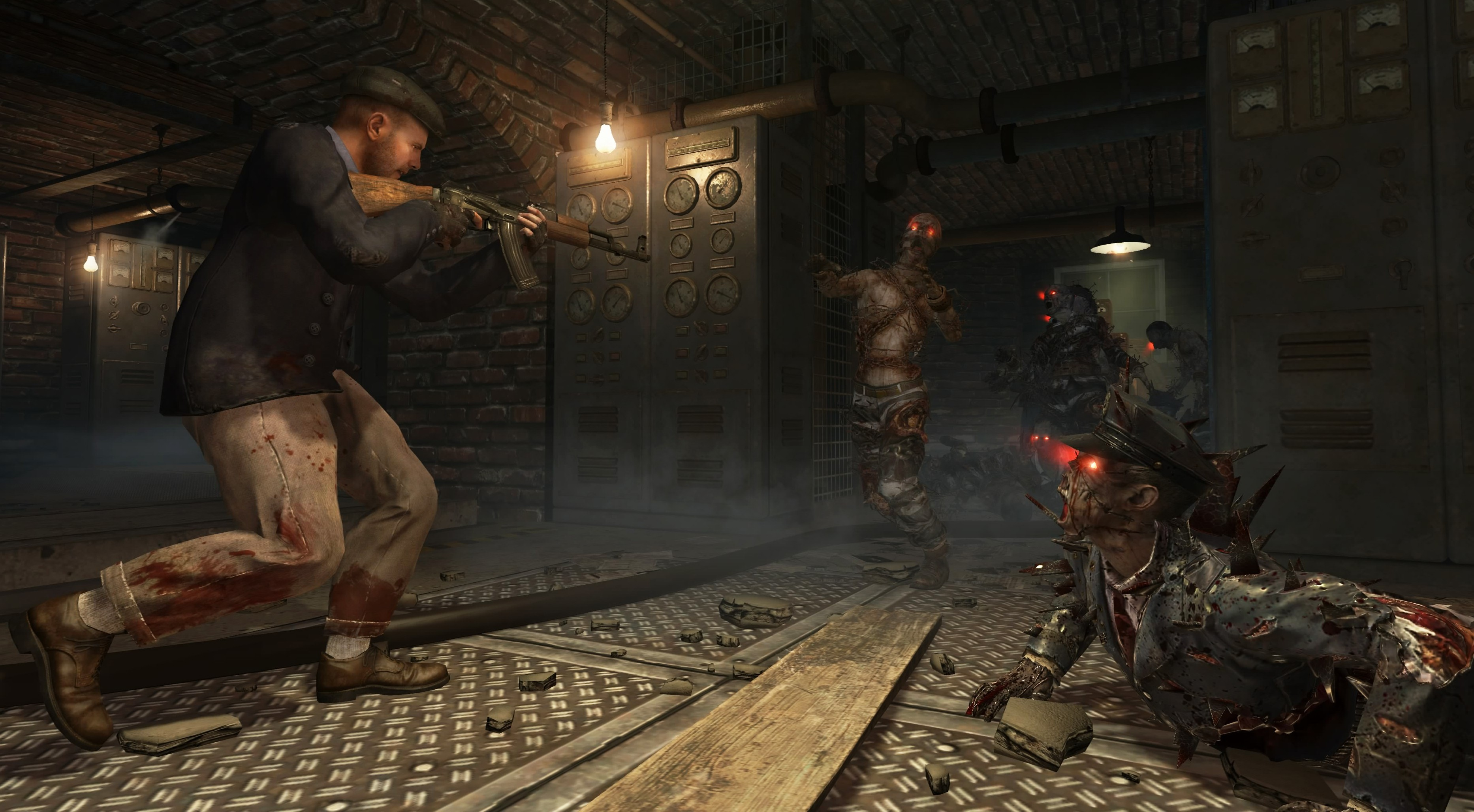 Black Ops II' Zombies Map Mob Of The Dead Finally Out On The