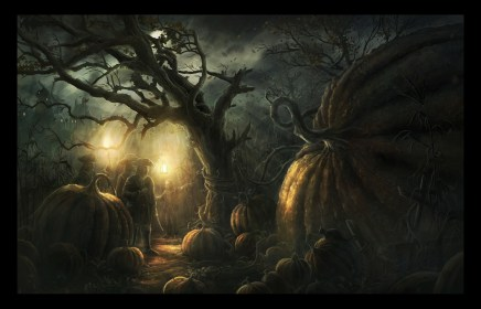 Mother_Pumpkin_by_Radojavor