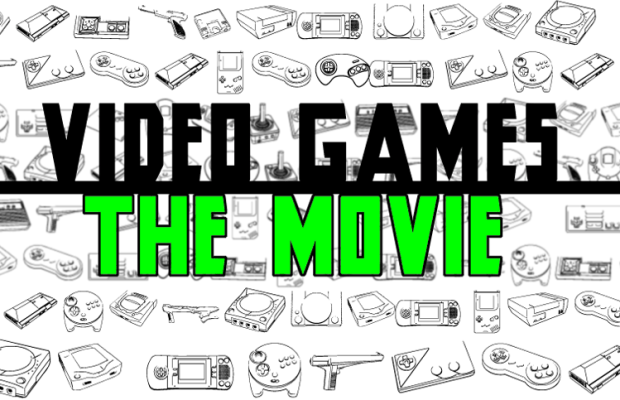 Video Game The Movie