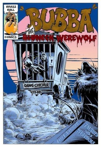 Bubba cover issue 3 a