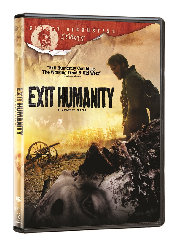 Exit Humanity Dvd 3D small