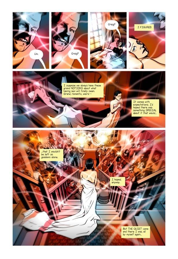 All comics sex