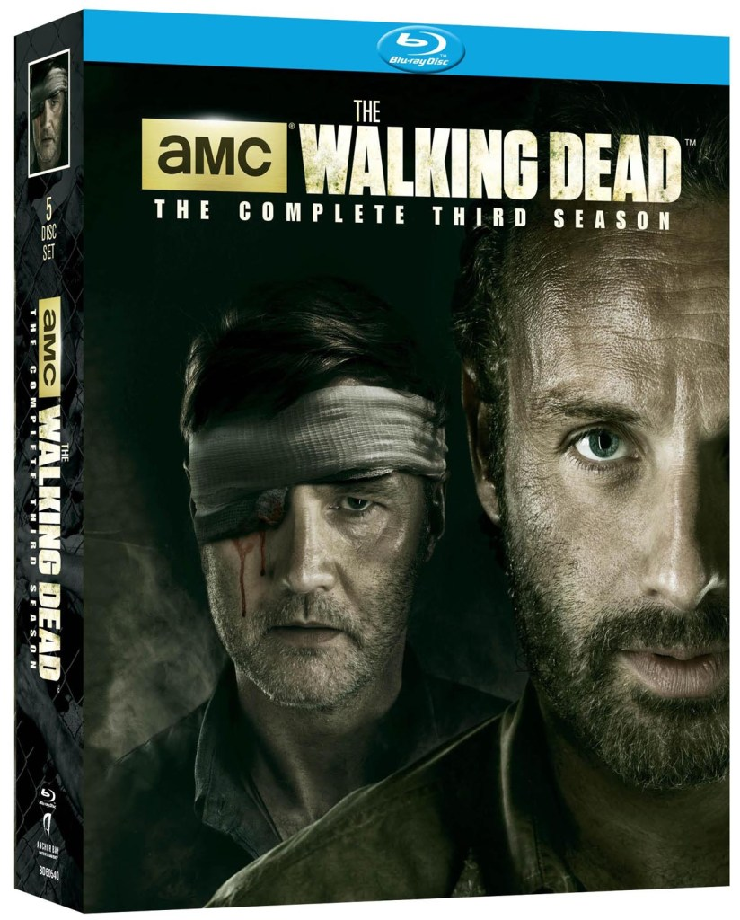 WALKING DEAD SS3 LTD 3d