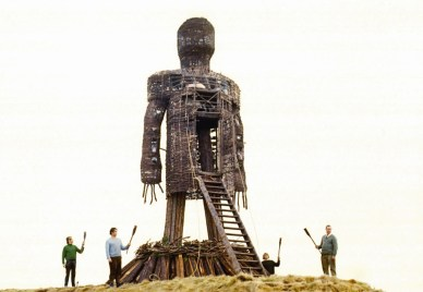 Robin HardyÕs THE WICKER MAN (1973). Courtesy: Rialto Pictures/ Studiocanal