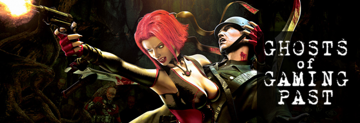 Ghosts Of Gaming Past A Review Of Bloodrayne 2 Bloody Disgusting