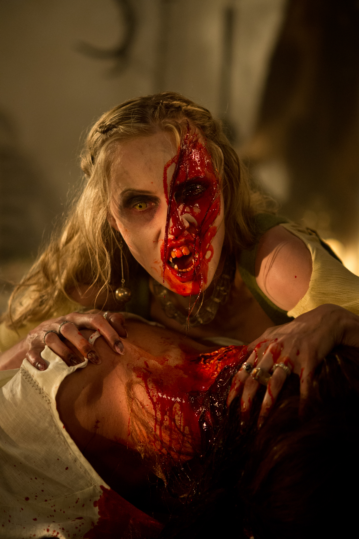 Erotic Clip From 'Embrace of the Vampire' Ends In Vicious ...