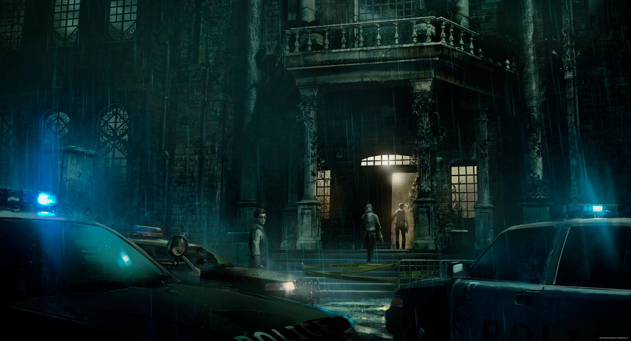 The Evil Within' Screens And Concept Art Emerge - Bloody Disgusting