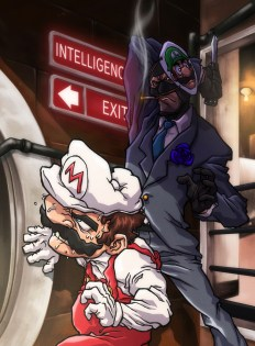 mario_vs__the_spy_by_sebastianvonbuchwald-d5q4oea