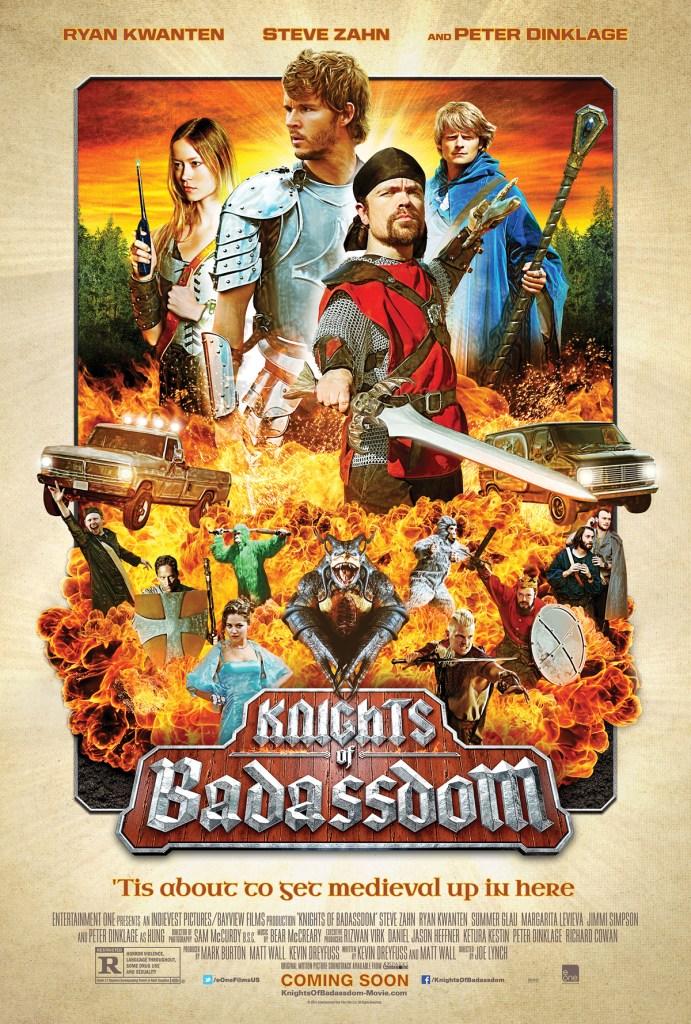 9-The Knights Of Badassdom