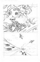RHR II Comic Page AA