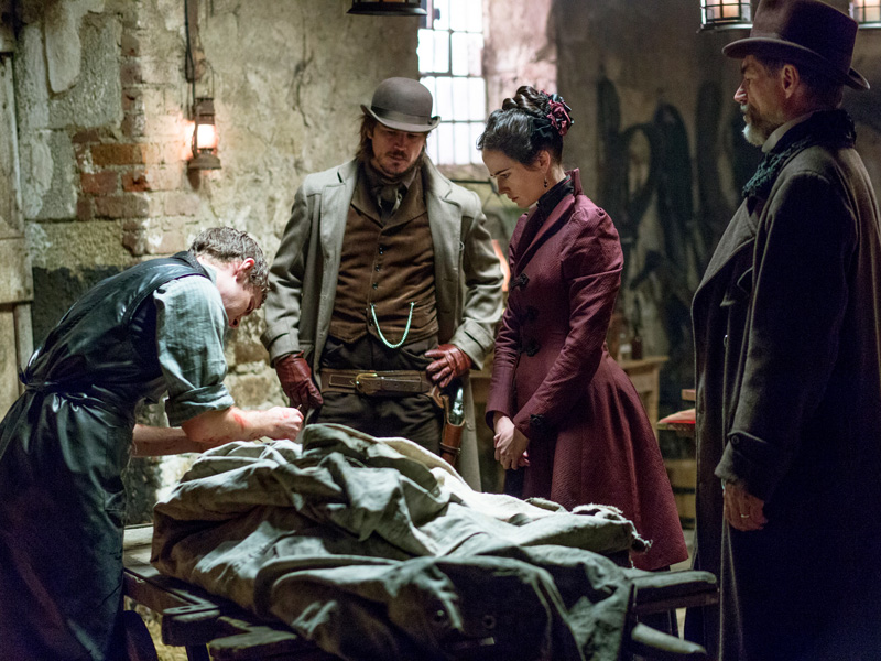 Penny Dreadful – Episode 1.01 – Night Work – Promotional Photos (4)