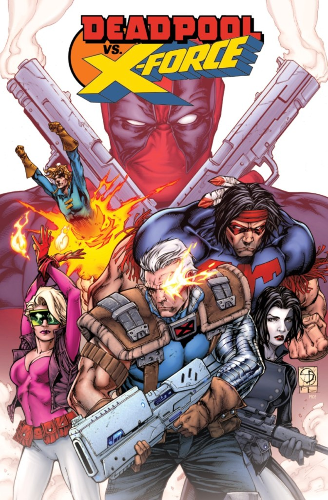 Deadpool_vs_X-Force_1_Cover_Shane_Davis